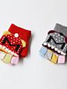 Children's Fashion Lovely M Words Half Refers Amphibious Goves (Rondom color)