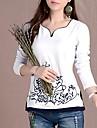 ICED® Women's Folk Style Long Sleeve Shirts