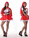 Cosplay Kostymer/Dräkter Festklädsel Sagolikt Festival/högtid Halloweenkostymer Lappverk Klänning Pannband Halloween Karnival Kvinna