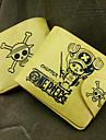 Väska Plånböcker Inspirerad av One Piece Tony Tony Chopper Animé Cosplay-tillbehör Plånbok PU läder Herr Ny
