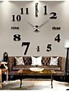 creativ modern stil diy 3d autocolant perete ceas decoratiuni acasă