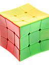 guomeng nou stickerless tip concav cub magie 3x3x3 buna