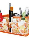 Plast Multifunktion Resan Moderiktig design kolhållaren Multi-funktionell Hem Organisation, 1st Bag & Case Skrivbordsorganiserare
