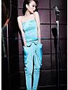 Pentru femei Clasic & Fără Vârstă Salopete - Plisată Stil Clasic, Culoare solidă