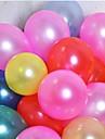 Balon perla cu 7 inci - 200 de bucăți (mai multe culori) baloane de bakeware