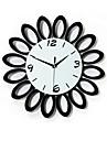 la modă creative moderne ceas de perete cameră de zi de lux