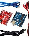 funduino Makey berøringstast kit usb skjold analog touch-tastatur til Arduino