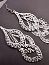 Pentru femei Vintage Draguț Petrecere Birou Casual Multistratificat Aliaj Leaf Shape Bijuterii Auriu Argintiu Costum de bijuterii