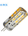 YWXLIGHT® 20pcs 270 lm G4 LED-lampor med G-sockel 24 lysdioder SMD 2835 Varmvit Kallvit DC 12 V