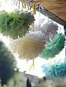 Petrecere Nuntă Hârtie perlă Material amestecat Decoratiuni nunta Temă Plajă / Temă Grădină / Temă Florală / Temă Clasică Iarnă Primăvară