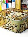 În Formă de Cub Fier (placat cu nichel) Favor Holder cu Cutii și Sticle de Savoare Cutii de Cadouri - 1