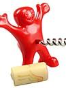 Ouvre-bouteille Acier inoxydable Silicone, Du vin Accessoires Haute qualité CréatifforBarware 9.5*8.5*5.5 0.045