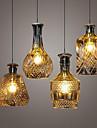 Hängande lampor Glödande - Ministil, Rustik / Stuga Vintage Land Traditionell / Klassisk, 110-120V 220-240V Glödlampa inte inkluderad