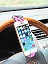 shunwei® universal mobiltelefon bilmontering hållare på ratten ratten telefonjacket hållare