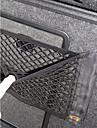 bil trunk nätpåse kardborrband, magi tejp nät, lastbil netto, netto sling, nätkasse städa elastisk förvaringsväska