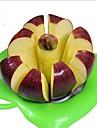 rostfritt stål stor corer skivare lätt fräs fruktkniv 1pc, köksredskap