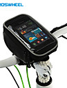 ROSWHEEL® Sac de Velo 1.5LSac de telephone portable Sacoche de Guidon de Velo Multifonctionnel Ecran tactile Sac de Cyclisme PVCSacoche