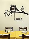 Horloge murale - Rond/Nouveaute - Moderne/Contemporain - en Plastique