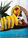 oțel inoxidabil fructe de fructe de ananas macinator 1pc, unelte de bucatarie