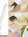 1 piese Cutter pe & Slicer For pentru legume Silicon Bucătărie Gadget creativ