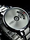 nou brand rezonabil mână ceasuri de moda mai putin pentru cadou de ziua om trupa inoxidabil barbati ceasuri quart ceas