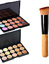 30 Colors Cream Makeup Brushes 1 pcs Face Classic Travel / Eco-friendly / Professional Daily Makeup Cosmetic