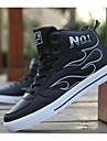 Pantofi Bărbați Skateboard Imitație de Piele Negru / Alb / Gri