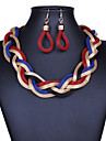Pentru femei Seturi de bijuterii Aliaj Vintage Draguț Petrecere Casual Bijuterii Statement Cute Stil Modă Petrecere Ocazie specială