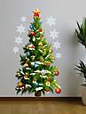 Crăciun Perete Postituri Autocolante perete plane , PVC 50*70cm