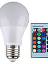 YWXLIGHT® 500 lm E26/E27 Ampoules Globe LED A60(A19) 1 diodes electroluminescentes LED Haute Puissance Intensite Reglable Decorative