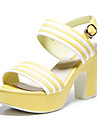 aokang® kvinnors leatherette sandaler - 142825008