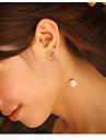 Pentru femei Perle Cercei Picătură - Imitație de Perle Modă Crem Pentru Zilnic