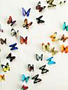 Djur / 3D Wall Stickers Väggstickers i 3D , PVC 32*20cm