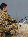 Jaktjacka Herr Vattentät Anti Insekt Andningsfunktion Kamouflage Mode Klassisk Vinterjacka Klädesset Överdelar Långärmad för Jakt Fiske