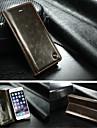 Maska Pentru iPhone 6s Plus / iPhone 6 Plus / Apple iPhone X / iPhone 8 / iPhone 6 Plus Carcasă Telefon Greu Piele autentică pentru iPhone X / iPhone 8 Plus / iPhone 8