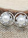 Cristal Material Textil Aliaj Diademe Pini de păr 1 Nuntă Ocazie specială Party / Seara Casual În aer liber Diadema