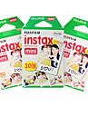 Noul instax FUJIFILM mini film de 30 de coli de margine simplă fotografie instant pentru camera mini 7s 8 25 50 de ani 90