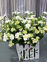 Polyester Marguerites Fleurs artificielles