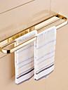タオルバー コンテンポラリー 真鍮 1枚 - ホテルバス 2タワーバー