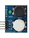 Senzorul 2-independent cheie modul buton tactil pentru Arduino + pi zmeură - albastru