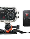 F21 Actionkamera / Sportkamera 5.0 MP 3264 x 2448 Wifi Anti-Stöt Leendeavkänning 4X CMOS 32GB H.264 Engelska 50 M Skidåkning Universell