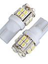 2buc 4W t10 a condus bulbi pentru masina cruze a condus lumina W5W lățime lumina LED lectură W5W interior condus de culoare albă de lumină