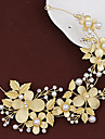 Cristal Aliaj Banderolele Ghirlande 1 Nuntă Ocazie specială Diadema