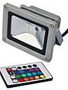 lm LED-strålkastare 1pcs lysdioder Integrerad LED Fjärrstyrd RGB 85-265V