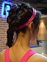 kvinnor män yoga hår band sport pannband halkskydd elastisk gummi svettband fotboll yoga kör cykling
