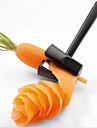 1 piese Cutter pe & Slicer For pentru legume / pentru Fructe Plastic Bucătărie Gadget creativ / Calitate superioară / Novelty