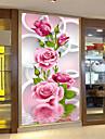 diy 5d diamante broderie trandafir roz cub magie pictura rundă kituri cruce cusatura diamant mozaic decorare acasă