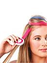 nouvelle 4 couleurs / set européen temporaire des cheveux de la mode craie pastel poudre temporaire teinture capillaire chaude temporaire