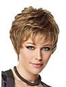人工毛ウィッグ カール スタイル かつら 合成 女性用 かつら ハロウィンウィッグ