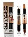 6 Concealer/kontur Fuktig Kräm Dækning Concealer Ojämn hudfärg Naturlig Porreducerande Andningsfunktion Brighte Övrigt Ansikte Naturlig